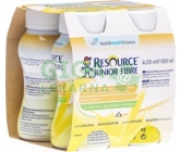 Resource Junior Fibre Banán por.sol.4x200ml