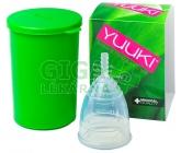 YUUKI Menstruační kalíšek Soft Large 1set