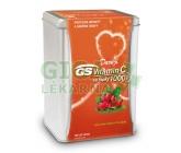 GS Vitamin C1000 se šípky tbl.100+20 dárek 2019
