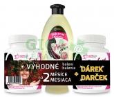 Perfect HAIR new - methionin 500mg tbl.200 + šampon 550ml