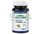 Melatonin Mučenka Meduňka B6 30 tablet