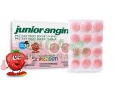 Junior-angin pro děti pastilky 24+dárek