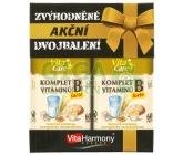 VitaHarmony Komplet vitaminů B forte tbl.60+60