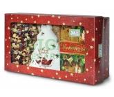 Dárk.kazeta Vánoční čaj syp+porc+svícen Fytopharma