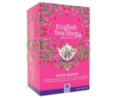 English Tea Shop Bio Super Ovocný Čaj 20s.