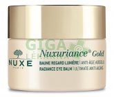 NUXE Nuxuriance Gold Rozjasňující oční balzám 15ml