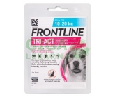 Frontline Tri-Act psi 10-20kg spot-on 1x1pipeta
