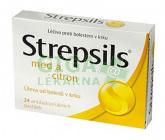 Strepsils Med a Citron orm.pas.24