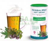 HerbalMed Hot drink Dr. Weiss kašel průdušky 180g