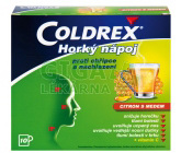 Coldrex Horký nápoj citron med 10 sáčků