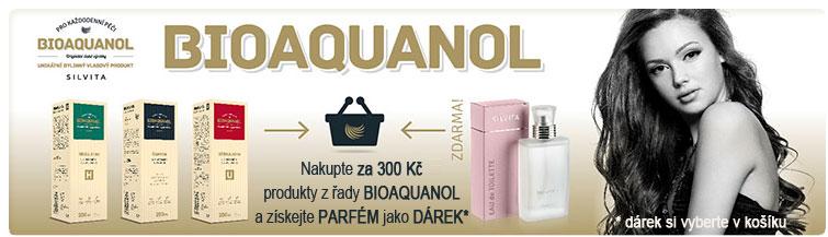 GigaLékárna.cz - Bioaquanol s parfémem jako dárkem