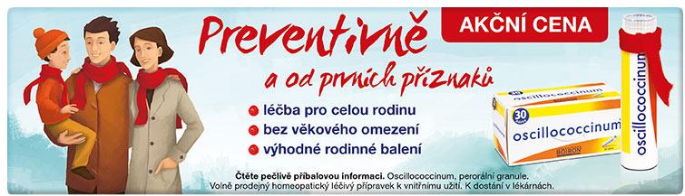 GigaLékárna.cz - Oscillo za akční cenu