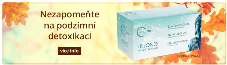 GigaLékárna.cz - Trizones pro podzimní detox