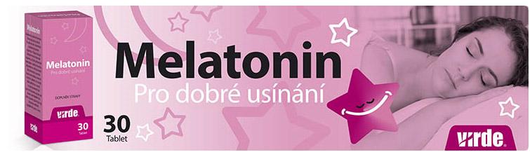GigaLékárna.cz - Melatonin pro dobré usínání