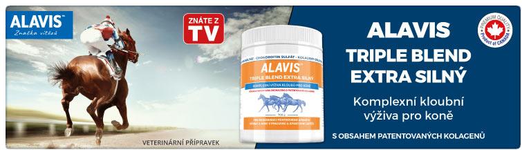 GigaLékárna.cz - ALAVIS Triple blend extra silný