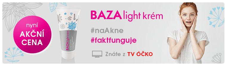 GigaLékárna.cz - BAZA light krém
