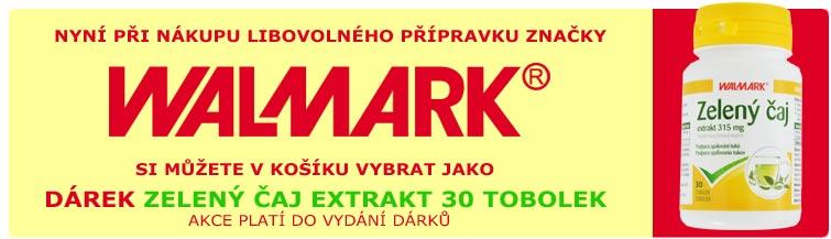 GigaLékárna.cz - Dárek k produktům značky Walmark