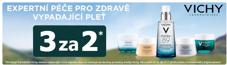 GigaLékárna.cz - Vichy v akci 3 za cenu 2