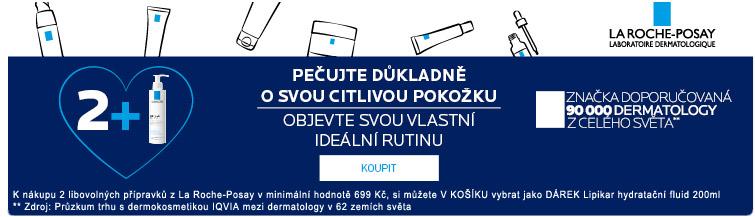 GigaLékárna.cz - LaRoche Posay - dárek k nákupu nad 699 Kč