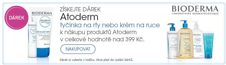 GigaLékárna.cz - Bioderma Atoderm s dárkem
