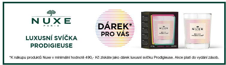GigaLékárna.cz - Svíčka k nákupu NUXE