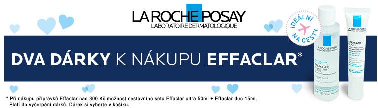 GigaLékárna.cz - Effaclar od La Roche s dárkem