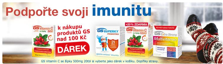 GigaLékárna.cz - GS dárek pro dobrou imunitu