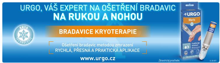 GigaLékárna.cz - URGO kryoterapie - zatočte s bradvicemi !