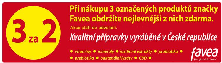 GigaLékárna.cz - Favea 3za2