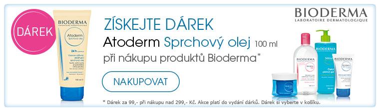 GigaLékárna.cz - Bioderma Atoderm dárek k nákupu nad 299 Kč