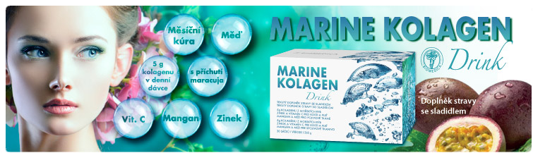 GigaLékárna.cz - Marine kolagen pro zdravé klouby a pleť
