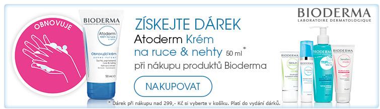 GigaLékárna.cz - Atoderm krém na ruce k nákupu Bioderma