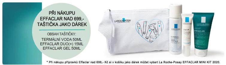 GigaLékárna.cz - Effaclar hodnotná taštička k nákupu