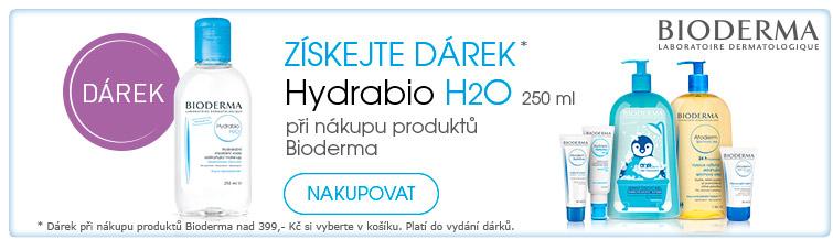 GigaLékárna.cz - Bioderma s dárkem Hydrabio H2O