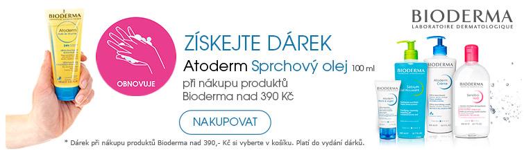 GigaLékárna.cz - Sprchový olej k nákupu kosmetiky Bioderma