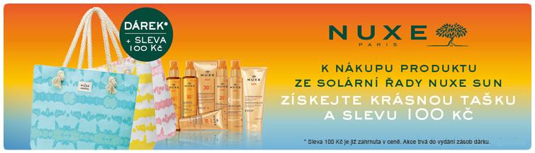 GigaLékárna.cz - Plážová taška k NUXE SUN