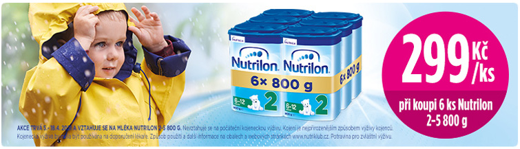 GigaLékárna.cz - Nutrilon 6 pack
