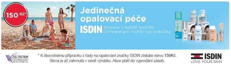 GigaLékárna.cz - ISDIN sleva 150