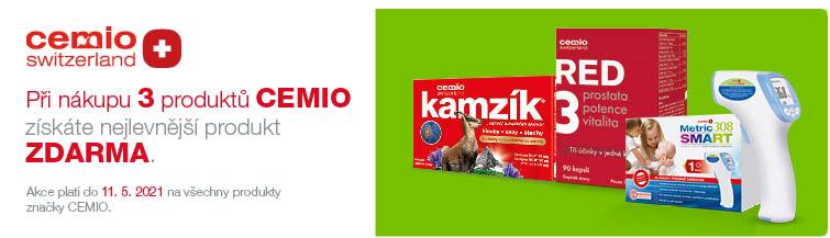 GigaLékárna.cz - Cemio 3za2
