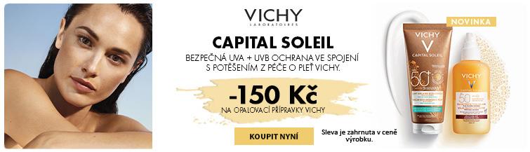 GigaLékárna.cz - Vichy Capital Soleil -150 Kč