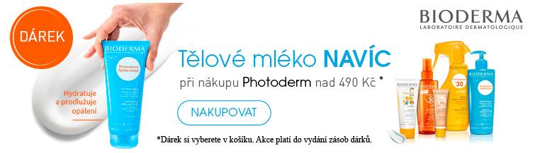 GigaLékárna.cz - BIODERMA - tělové mléko k Photoderm