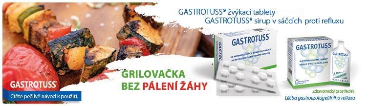 GigaLékárna.cz - Gastrotuss stop pálení žáhy