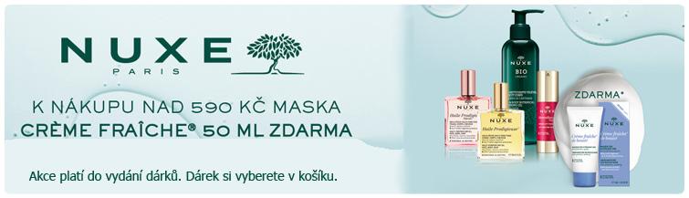 GigaLékárna.cz - NUXE Creme Fraiche hydratační maska 48h 50ml