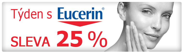 GigaLékárna.cz - Týden s Eucerinem 25 %