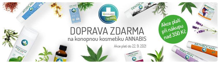 GigaLékárna.cz - Annabis s dopravou zdarma