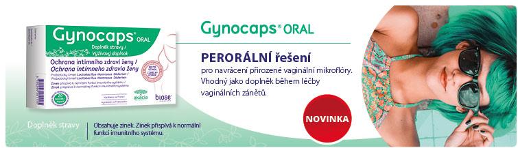 GigaLékárna.cz - Novinka Gynocaps Oral