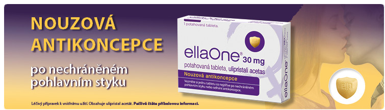 GigaLékárna.cz - Nouzová antikoncepce EllaOne