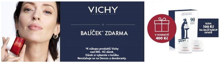 GigaLékárna.cz - Vichy+balíček v hodnotě 400 Kč