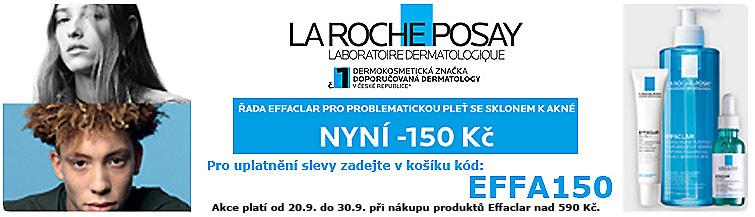 GigaLékárna.cz - Effaclar -150 Kč