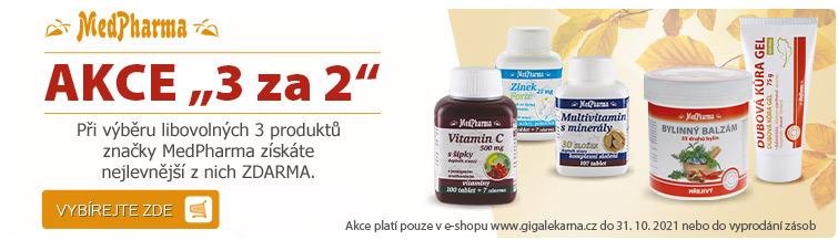 GigaLékárna.cz - MedPharma 3za2